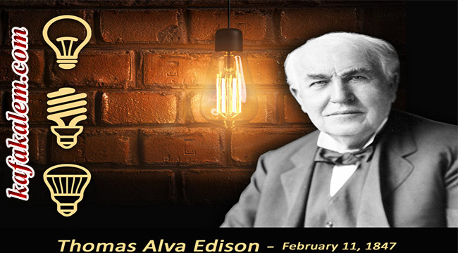 Thomas Edison ve Annesi: Sıcacık Bir Başarı Hikayesi